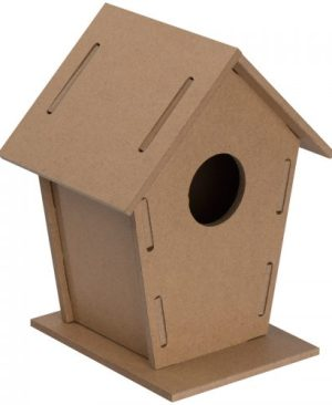 Build-your-own Birdhouse (MDF)