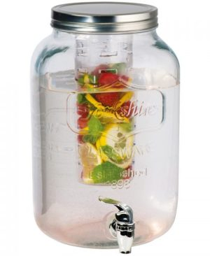 8lt Glass dispenser