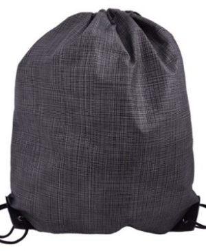 Fleck Non-Woven Drawstring Bag