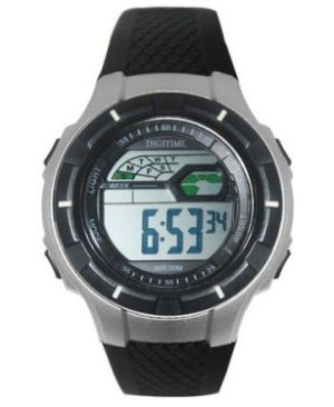 LCD Active Wrist Watch - 30M WR