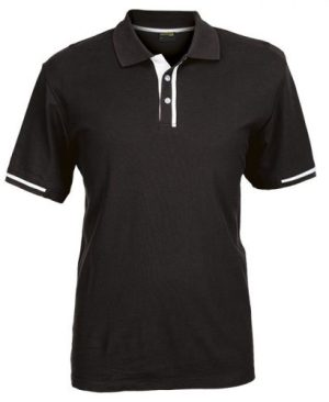 Mens Ray Golfer - Avail in: Black/White