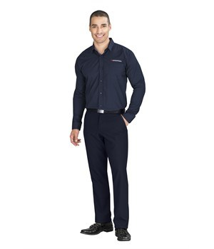 Mens Long Sleeve Warrington Shirt