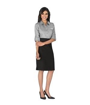 Ladies Long Sleeve Claremont Shirt