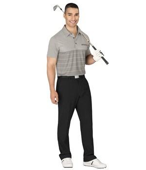 Mens Streak Golf Shirt