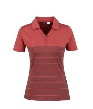 Ladies Streak Golf Shirt
