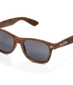 Woodbury Sunglasses - Brown