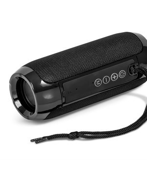 Blast Bluetooth Speaker & FM Radio - Black