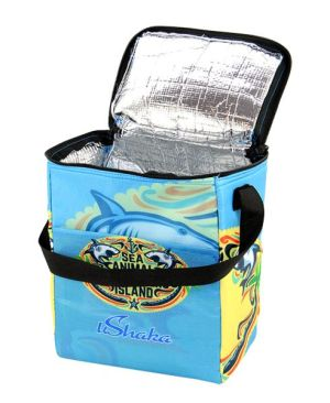 Tallboy Cooler with Pocket full colour print