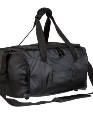 Contrast Lining Sports Bag