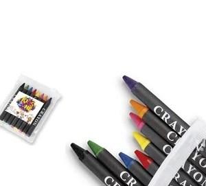 Vibrant Crayon Set