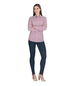 Ladies Long Sleeve Copenhagen Shirt