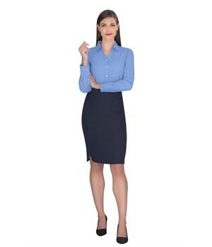 Ladies Long Sleeve Catalyst Shirt