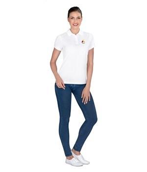 Ladies Distinct Golf Shirt