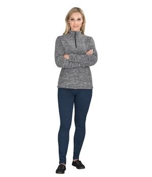 Ladies Energi Micro Fleece Sweater