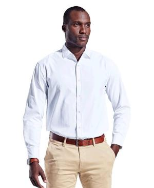 Barron Mens Clayton Lounge Shirt Long Sleeve - Avail in: Navy