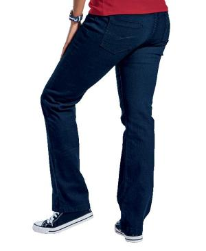 Barron Ladies Urban Stretch Jeans - Avail in: Black or Indigo