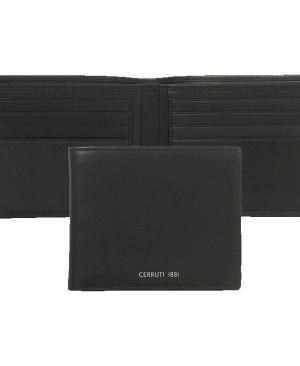 Cerruti Card Wallet Zoom - Avail in: Black