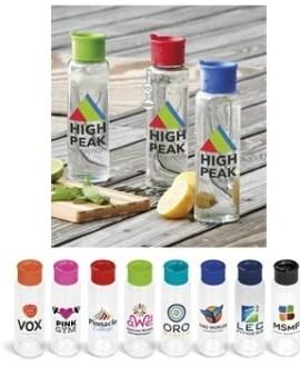 Kooshty Boost Water Bottle - Avail in: Black