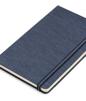 Jean A5 Notebook - Navy