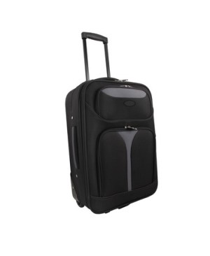 Soft Case Luggage Bag - 24 inch - Avail in Black or Blue