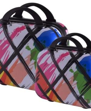 Marco Modern Art Vanity Set [of 2] Multicoloured
