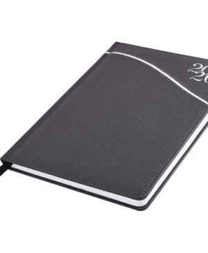 Stream Diary A5 - Avail in Black or Blue
