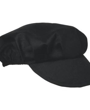 Deli Cap - Available in: Black or White