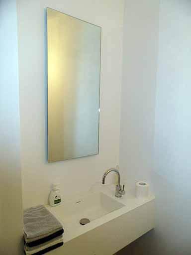 Pglas - Spiegel op kader 001