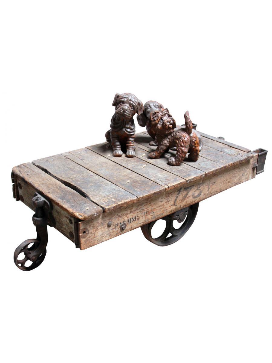 antique vintage cart 1920