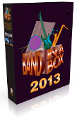 PG Band-in-a-Box 2013 for Win/Mac Download Cracked