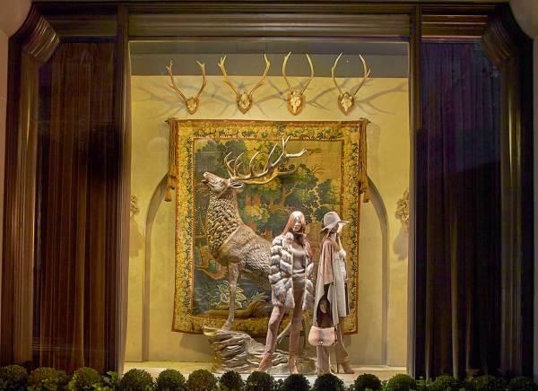 Ralph Lauren Window Display