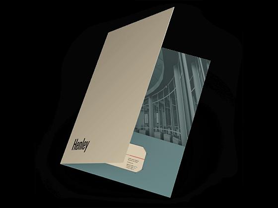 custom pocket folders pgprint