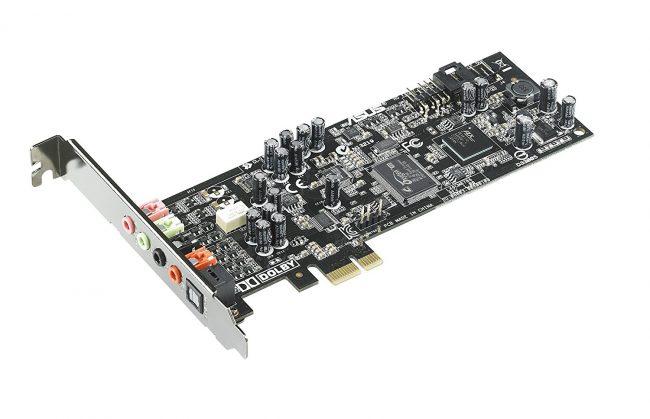 Asus Xonar DGX PCI-E GX2.5