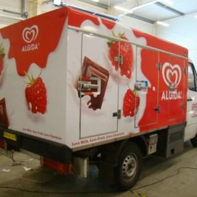 Algida truck1