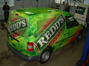 Redds Caddy 2
