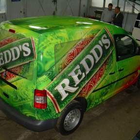 Redds Caddy 2
