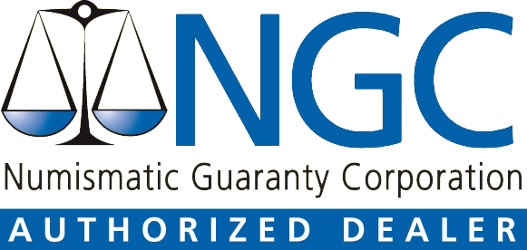 NGC Authorized Deal Gold and Coin Buyer
