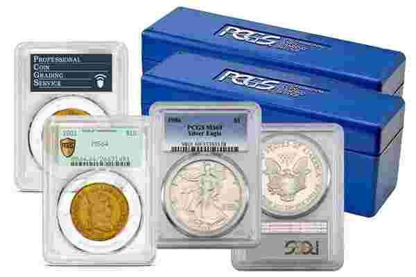 Gold and silver coins for sale in Palatine