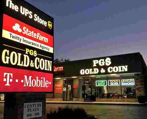 Coin Deal Gold Buyer in Schaumburg