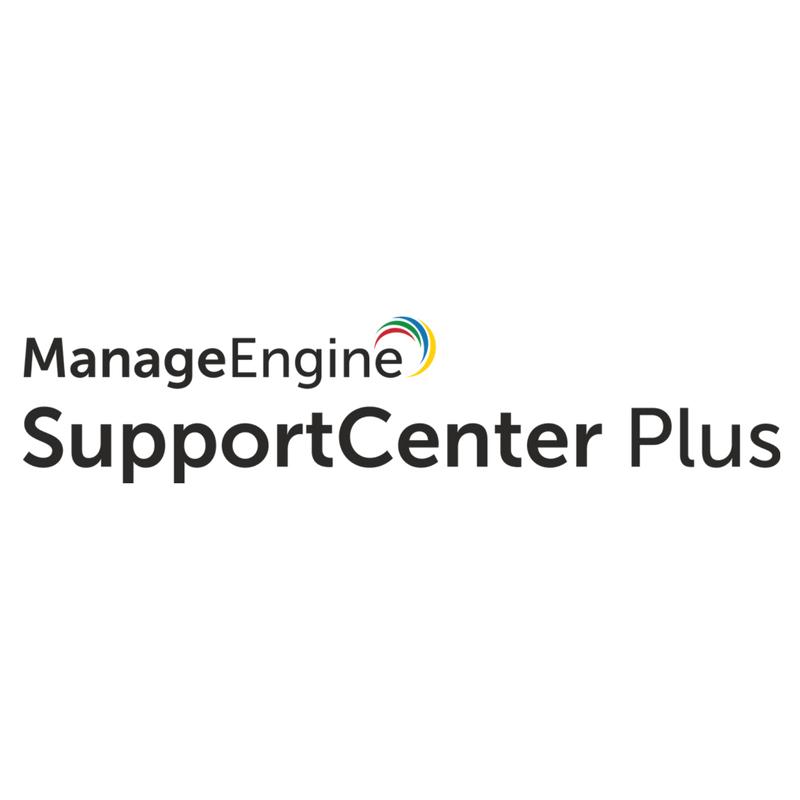 SupportCenter Plus : Nouvelle version 8104