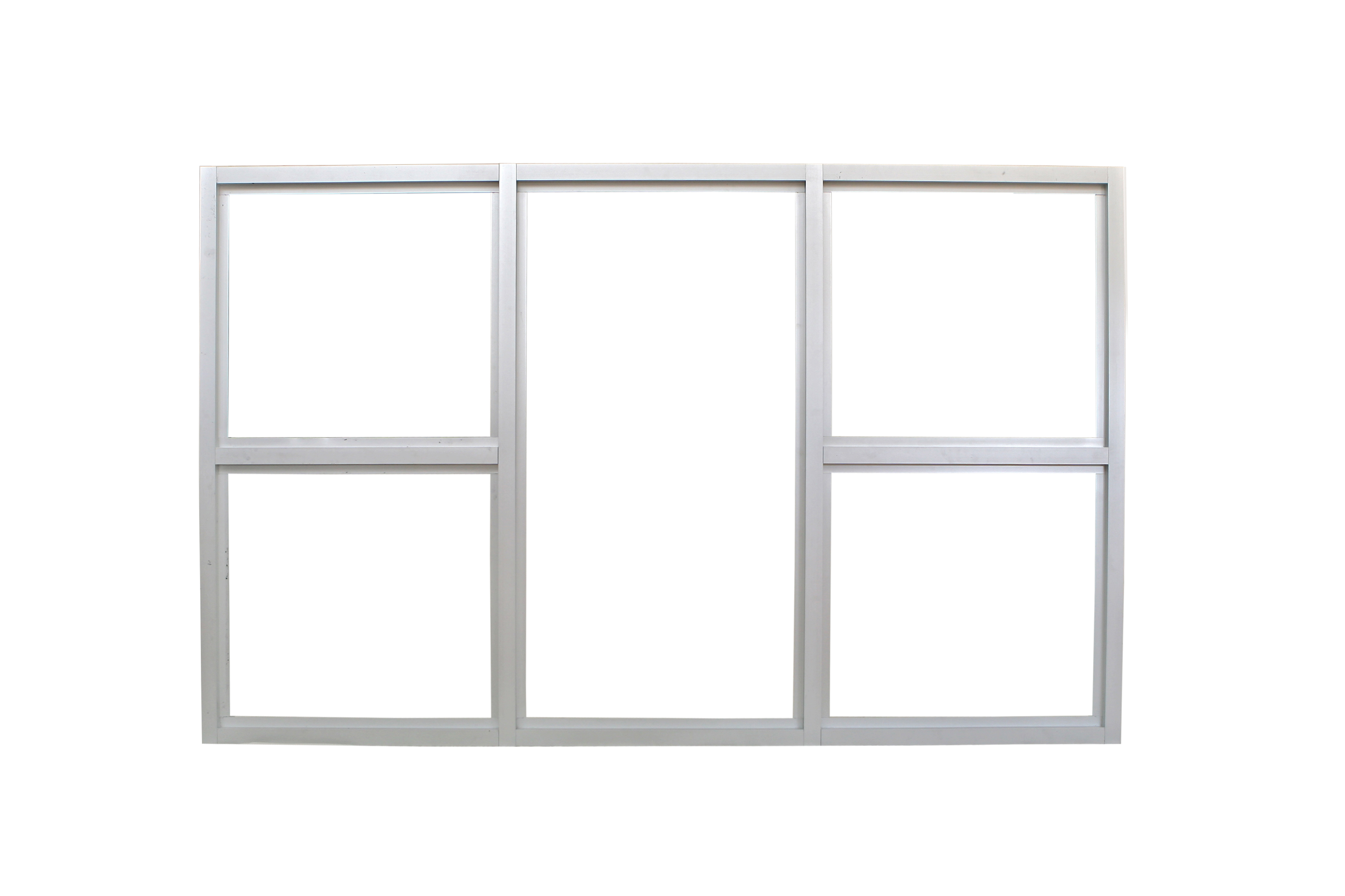 Window System SS3500 Storefront Picture Impact Resistant