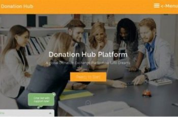 DONATION HUB - TRUSTED COMMUNITY TO DOUBLE YOUR MONEY