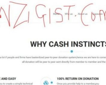 Cashinstinct.com Login - Get 100% Return Now