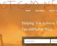 Whiteharvests.com - Get 100% Pay Back of Every Donation