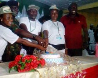 DG gives surprise Birthday Treat to Corps Members