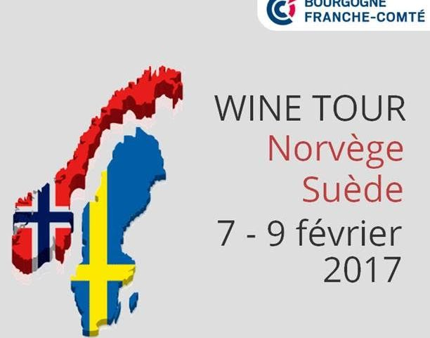 Burgundy Wine Tour in Oslo
