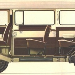 Vw T2 1970 Wiring Diagram 7 Pin Utility Trailer With Brakes My 1971 Westfalia Bus The 1968 Type 2 T2a