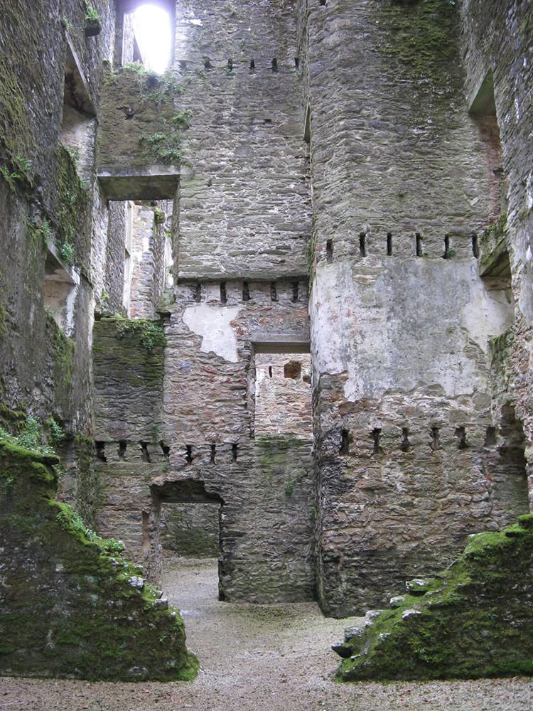 Berry Pomeroy Castle English Heritage