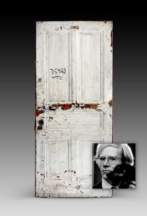 Warhol And Pollock' Chelsea Hotel Doors