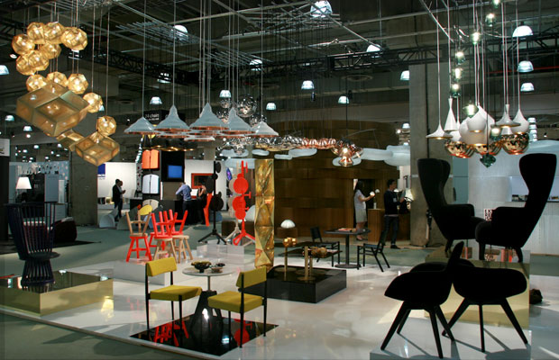 Tom Dixons designs triumph at the ICFF  Design  Edit